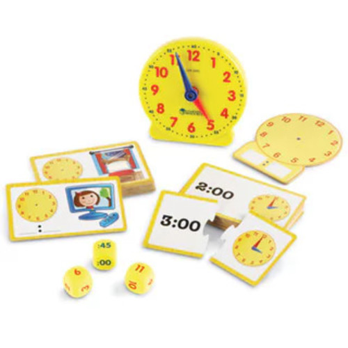 Learning Resources Learning & Educational Toys Learning Resources Time Activity Set