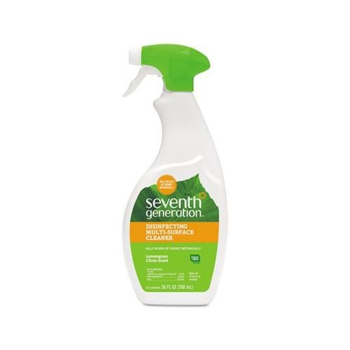 Seventh Generation Disinfecting Spray Cleaner SEV22810CT