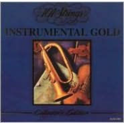 Instrumental Gold CD