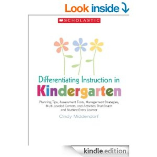 Differentiating Instruction in Kindergarten
