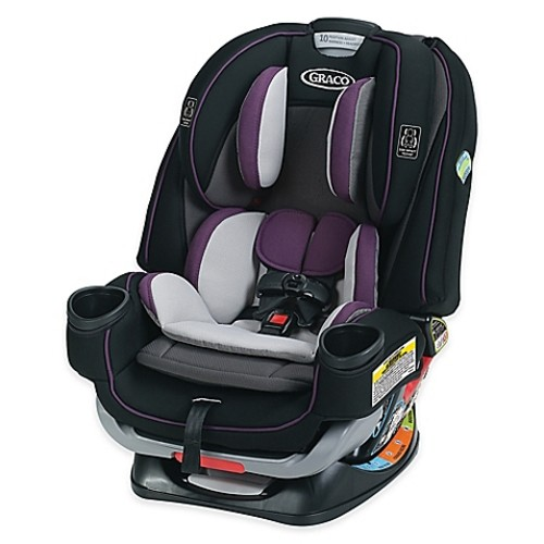 Graco 4Ever Extend2Fit All-in-One Convertible Car Seat in jodi