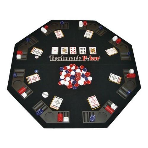 Trademark Poker Table Top [Texas Traveler]