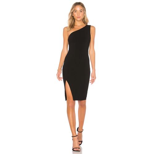 LIKELY Helena Dress in Black