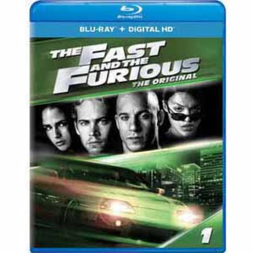The Fast And Furious [Blu-Ray] [Digital HD]