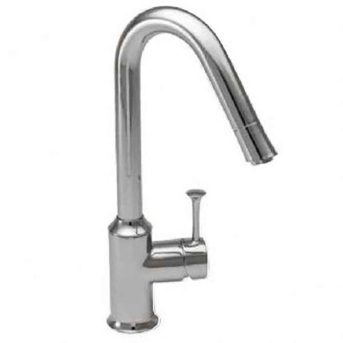 American Standard Pekoe Single-Handle Pull-Down Sprayer Kitchen Faucet with Hi-Flow in Stainless Steel