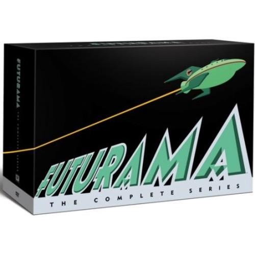 Futurama: The Complete Series (DVD)