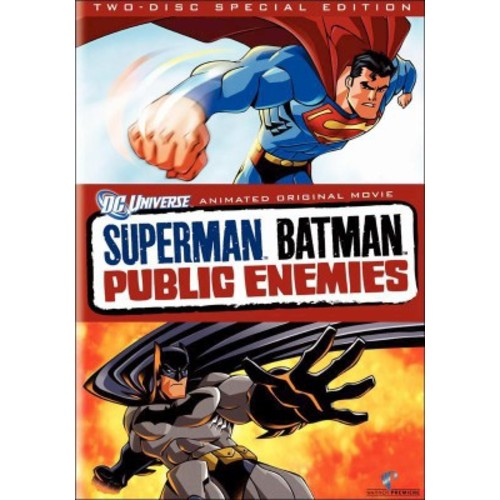 Superman/Batman: Public Enemies (Special Edition) (2 Discs) (dvd_video)