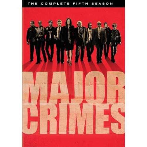 Major Crimes:Complete Fifth Season (DVD)