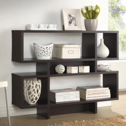 Baxton Studio Bookshelves & Bookcases Modern Shelf by Baxton Studio [option : Shelf-White]