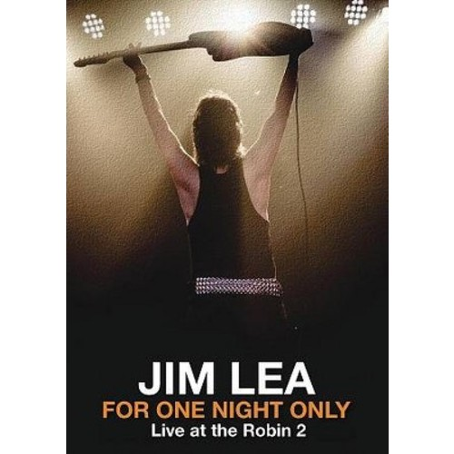 For One Night Only:Live At The Robin (DVD)