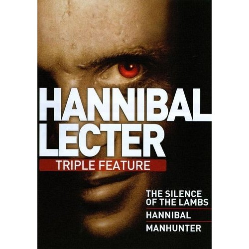 Hannibal Lector Tf Defc Wm: Hannibal Lecter Triple Feature: Movies & TV