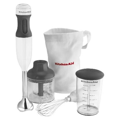 KitchenAid 3-Speed Hand Immersion Blender