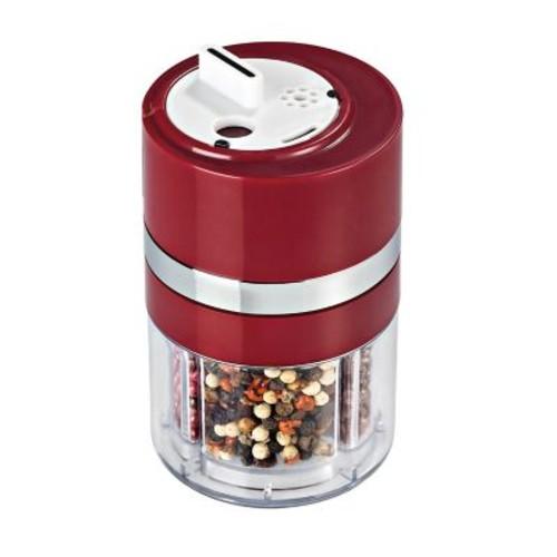 Honey Can Do Dial-a-Spice, red/chrome ( KCHZ06113-02 )