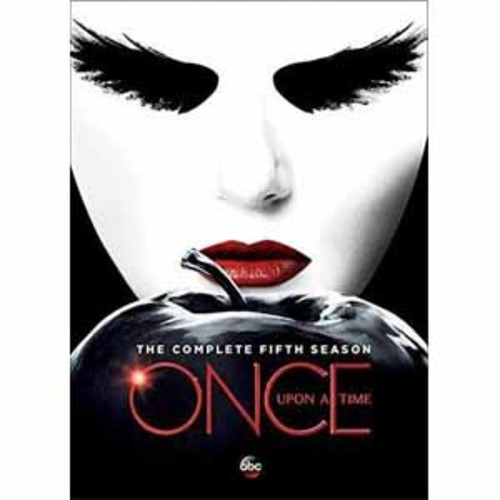 Once Upon A Time: The Complete Fifth Season [Blu-Ray]