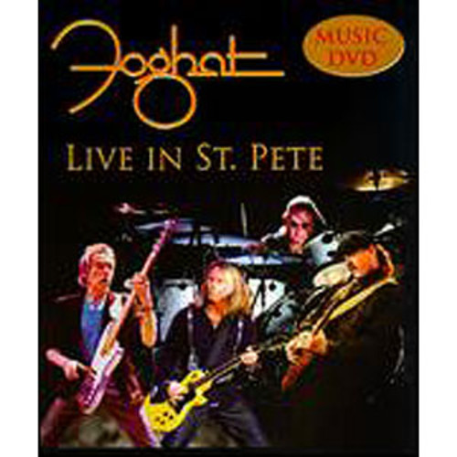 Foghat: Live in St. Pete DD2