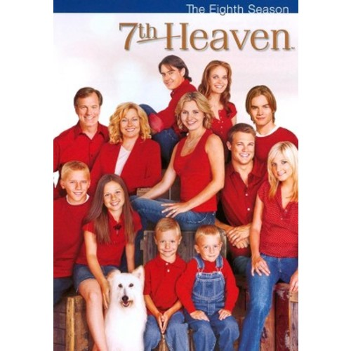 7th Heaven: The Eighth Season [5 Discs]