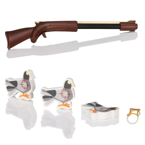 Clay Pigeon Shooting Game