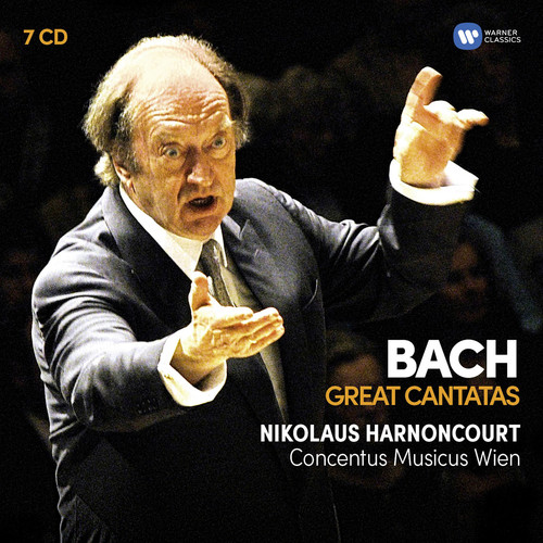 Harnoncourt Baroque Ensemble - Bach: Great Cantatas