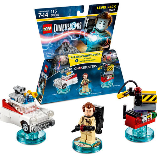 WB Games - LEGO Dimensions Level Pack (Ghostbusters)