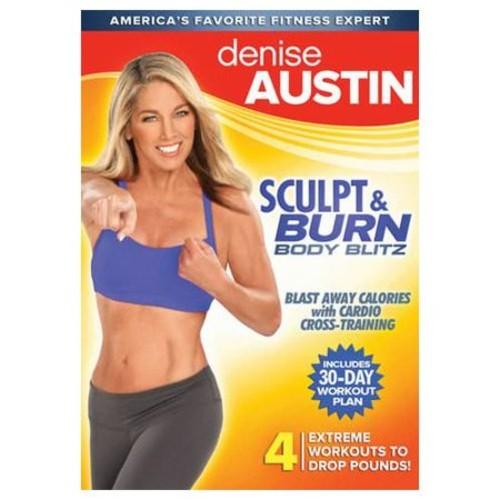 Denise Austin: Sculpt and Burn Body Blitz (2011)