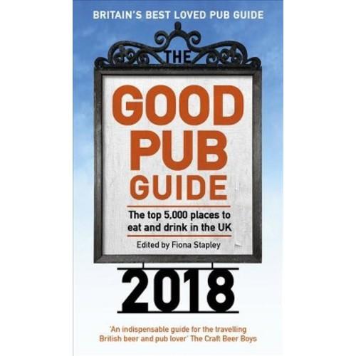 Good Pub Guide 2018 (Paperback) (Fiona Stapley)