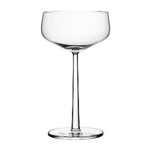 iittala Essence Cocktail Bowl Champagne Glass, Set of 2