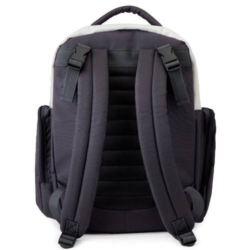 Jeep Backpack Diaper Bag - Grey