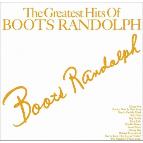 Boots randolph - Boots randolph's greatest hits (CD)