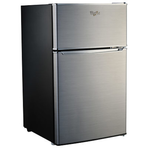 Whirlpool 3.1-Cu.-Ft. 2-Door Refrigerator/Freezer