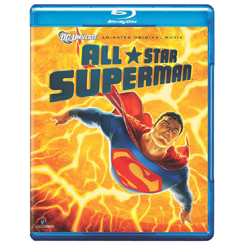 DCU: All Star Superman BD