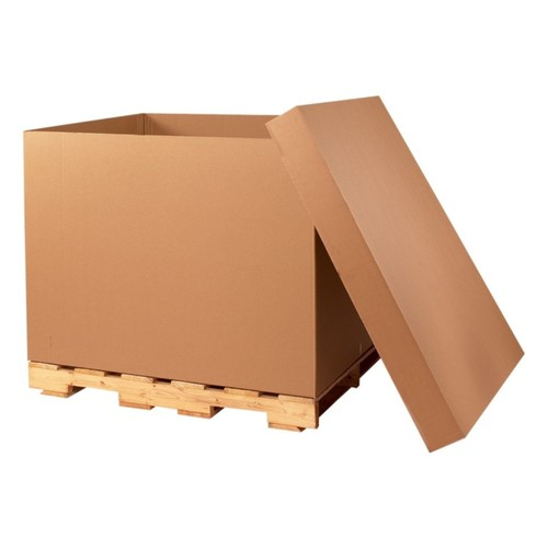 Office Depot Brand Gaylord Corrugated Cartons, 48