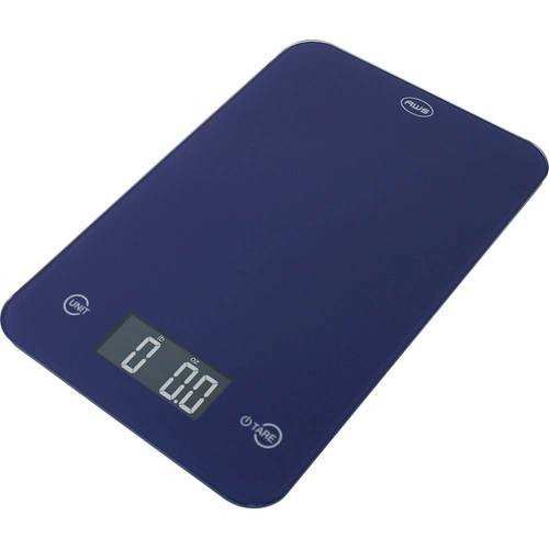 American Weigh Scales - ONYX Digital Kitchen Scale - Blue
