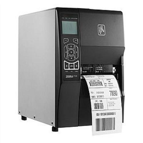 Zebra ZT200 Series ZT230 - Label printer - direct thermal - Roll (11.4 cm) - 203 dpi - up to 359.1 inch/min - USB, LAN, serial - ZT23042-D01200FZ