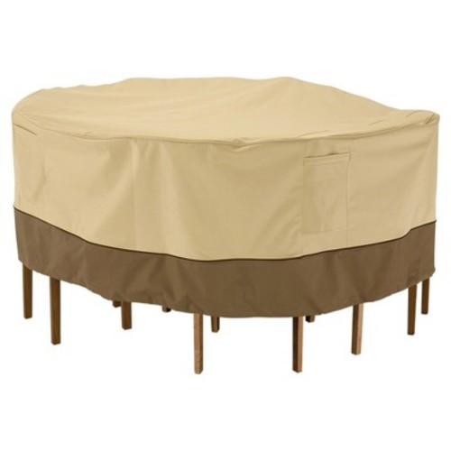 Veranda Patio Round Table And Chair Cover - 60
