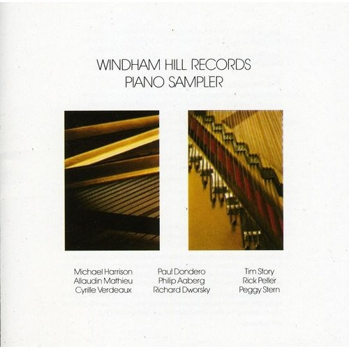 Windham Hill Records: Piano Sampler [CD]