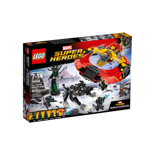 LEGO Marvel Super Heroes Playset - The Ultimate Battle for Asgard - #76084