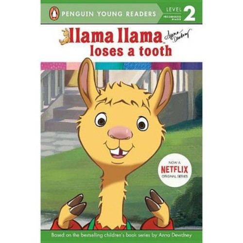 Llama Llama Loses a Tooth (School And Library) (Anna Dewdney)