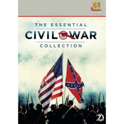 The Essential Civil War Collection [7 Discs] [DVD]