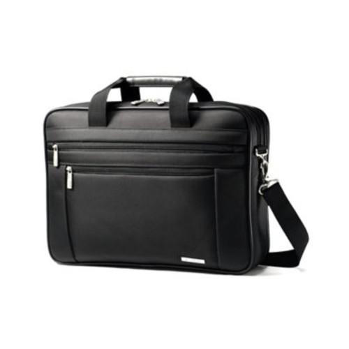 Samsonite Classic Perfect Fit Laptop Bag in Black
