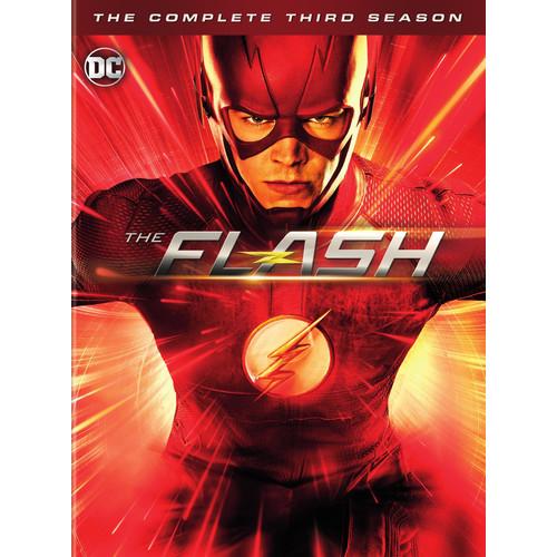 The Flash: The Complete Third Season [DVD]