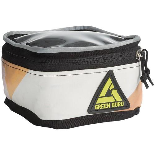 Green Guru Flash Handlebar and Stem Bag