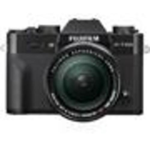 Fujifilm X-T20 Kit (Black) 24.3-megapixel APS-C sensor mirrorless camera with 18-55mm f/2.8-4 R LM OIS zoom lens and Wi-Fi