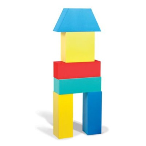 Edushape 32-Piece Giant Blocks