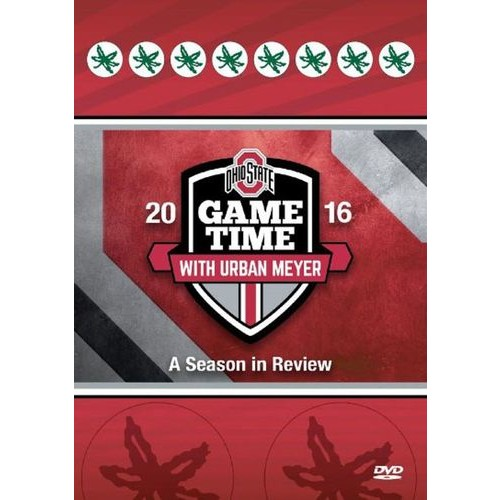 Ohio State: Game Time 2016 - A Season in Review [DVD]