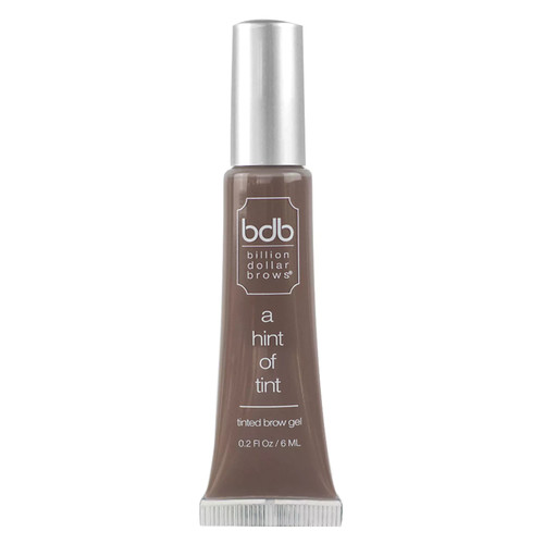 Billion Dollar Brows - Hint of Tint Eyebrow Gel - Taupe [Taupe]