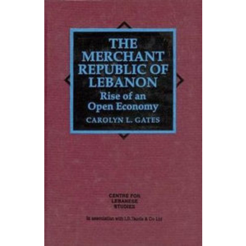 Merchant Republic of Lebanon: Rise of an Open Economy