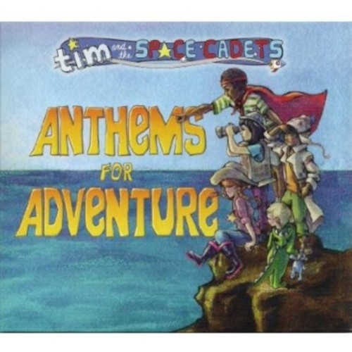 Anthems For Adventure CD (2013)