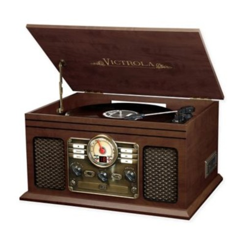 Victrola Aviator 6-in-1 Record Player with Bluetooth