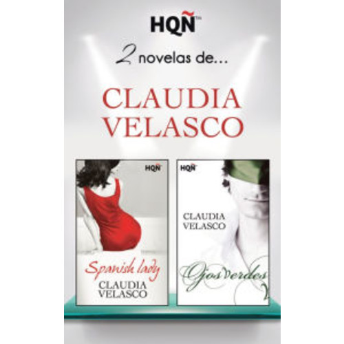 Pack HQ Claudia Velasco