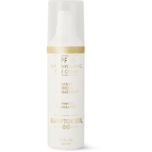 Hampton Sun - SPF15 Super Hydrating Face Cream, 50ml